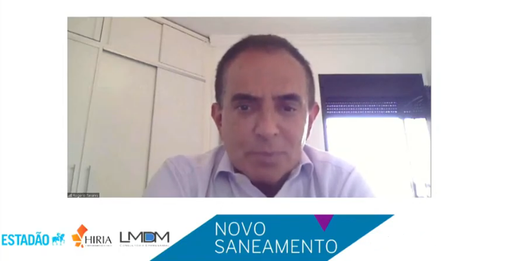 Aegea Saneamento participa de Fórum sobre saneamento  promovido pelo Estadão