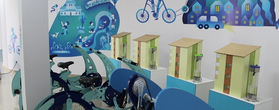 Águas de Teresina opens interactive station on the water cycle