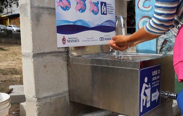 Aegea Saneamento conducts actions to combat and prevent coronavirus