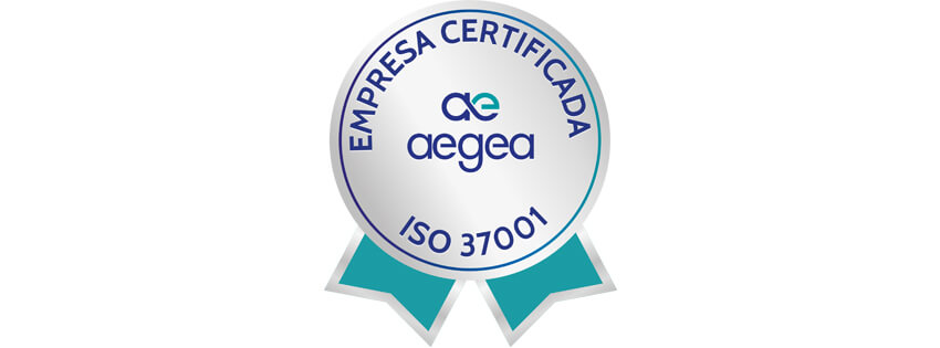 Aegea achieves international compliance certification