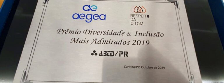 """Respect Dá o Tom"" Program receives Diversity and Inclusion award from ABTD / PR"