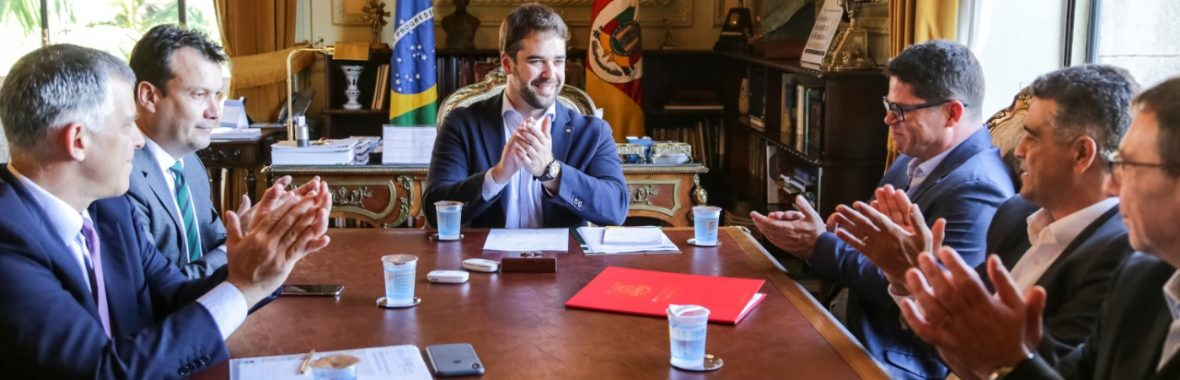 100/5000 Aegea signs Public-Private Partnership contract with Companhia Riograndense de Saneamento, Corsan