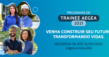 Aegea Saneamento opens registration for trainee program 2021