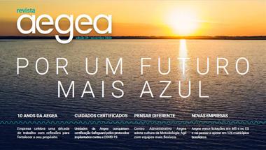 Revista Aegea Edição 29 | Novembro 2020