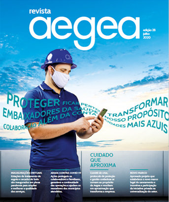 Aegea Magazine Issue 28 | July 2020