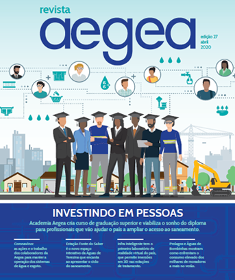 Aegea Magazine Issue 27 | April 2020