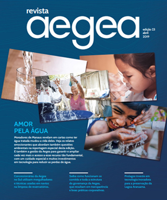 Aegea Magazine Issue 23 | April 2019