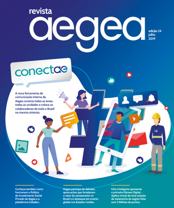 Aegea Magazine Issue 24 | July 2019