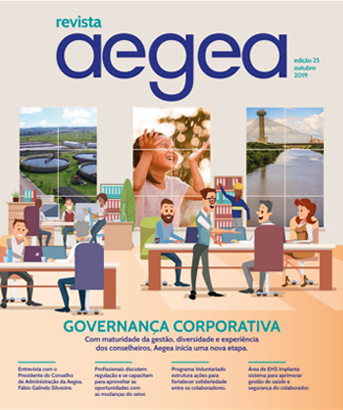 Aegea Magazine Issue 25 | October 2019